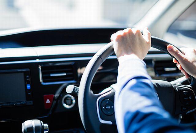 仕事中の交通事故被害